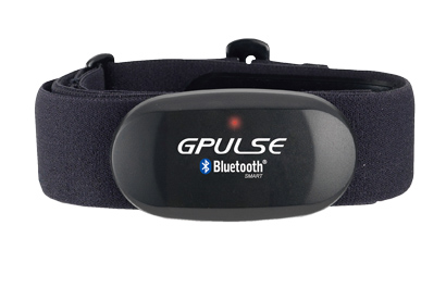 G.PULSE HR07 BLUETOOTH SMART LOW ENERGY HEART RATE CHEST BELT